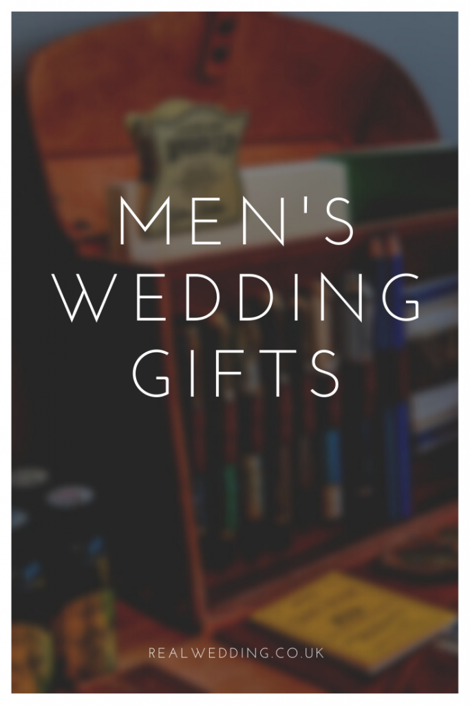 Men's Wedding Gifts: Ideas For Grooms & Best Men