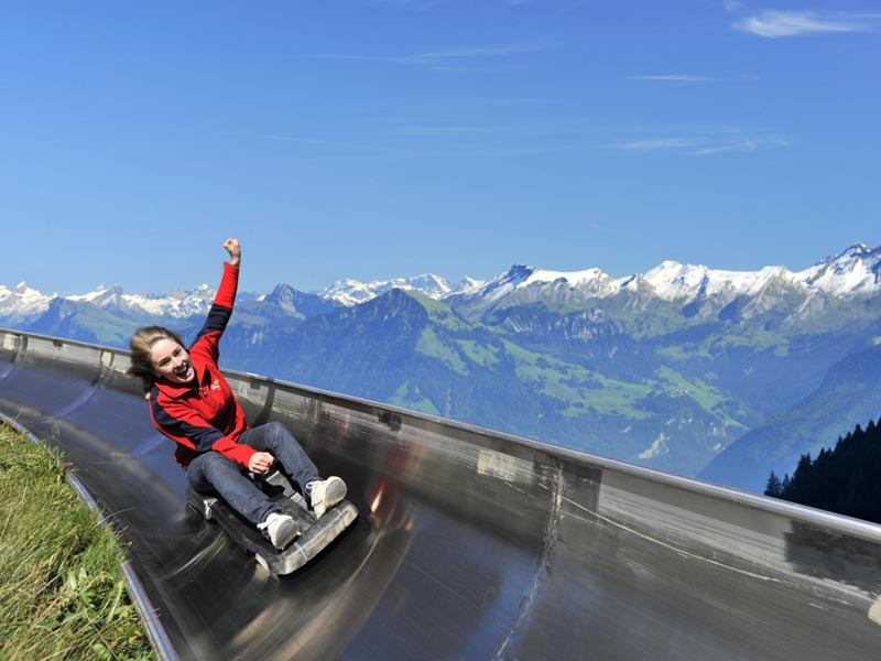 How About These Honeymoon Ideas: Skiing and Climbing In The Mountain Peaks Of Switzerland?