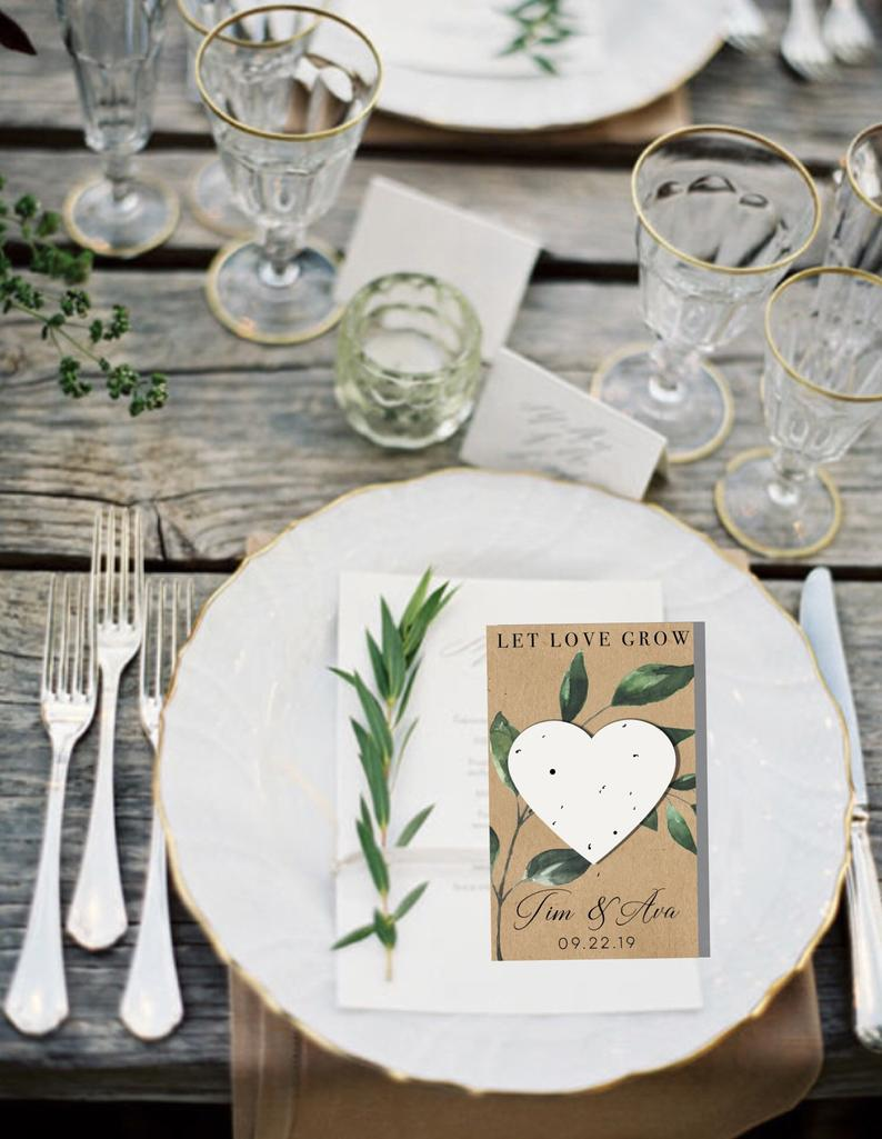Cheap Wedding Favours Under £1