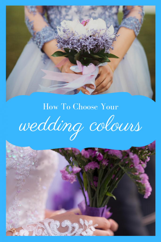 How to choose your wedding colours