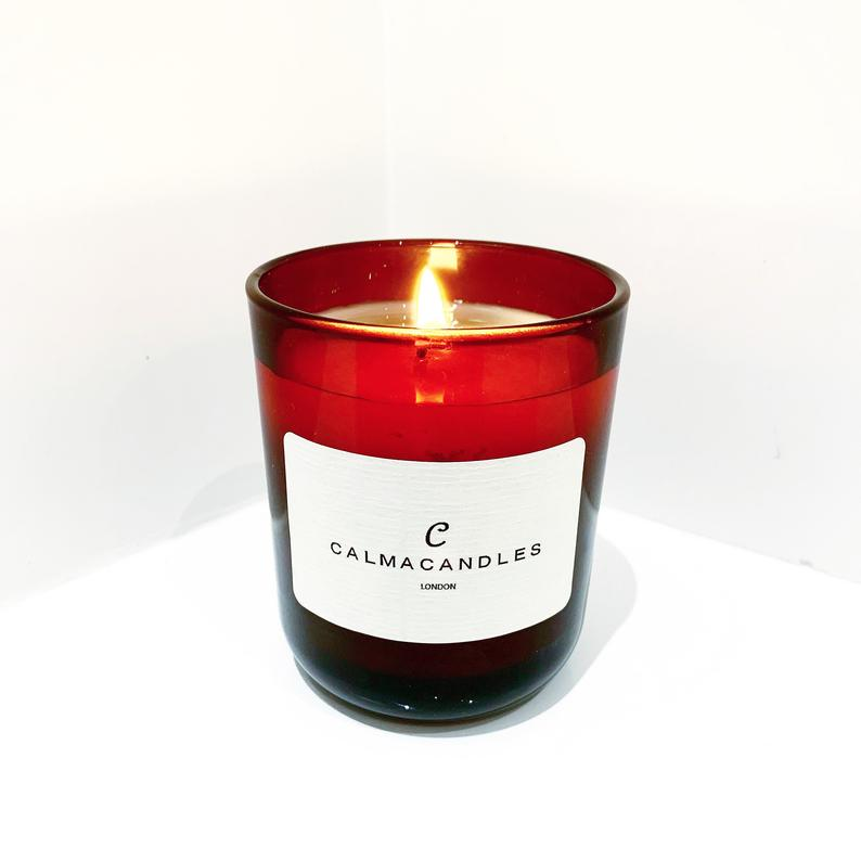 Wood Sage & Sea Salt Soy Wax Candle