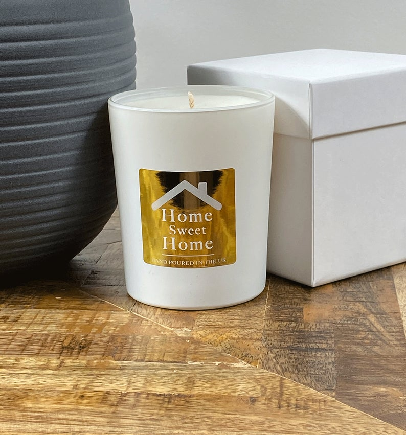 Home Sweet Home Soy Candle