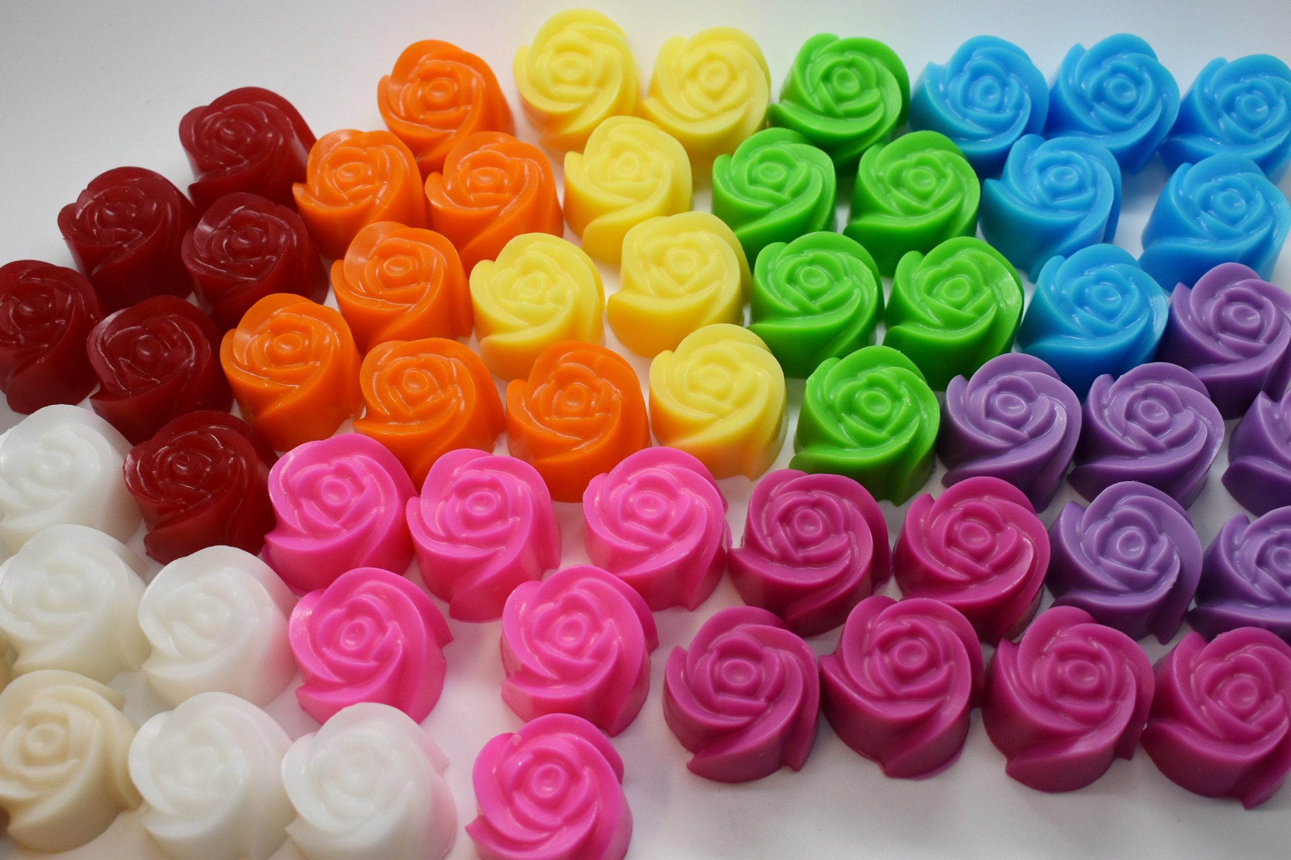 Mini Rose Soap