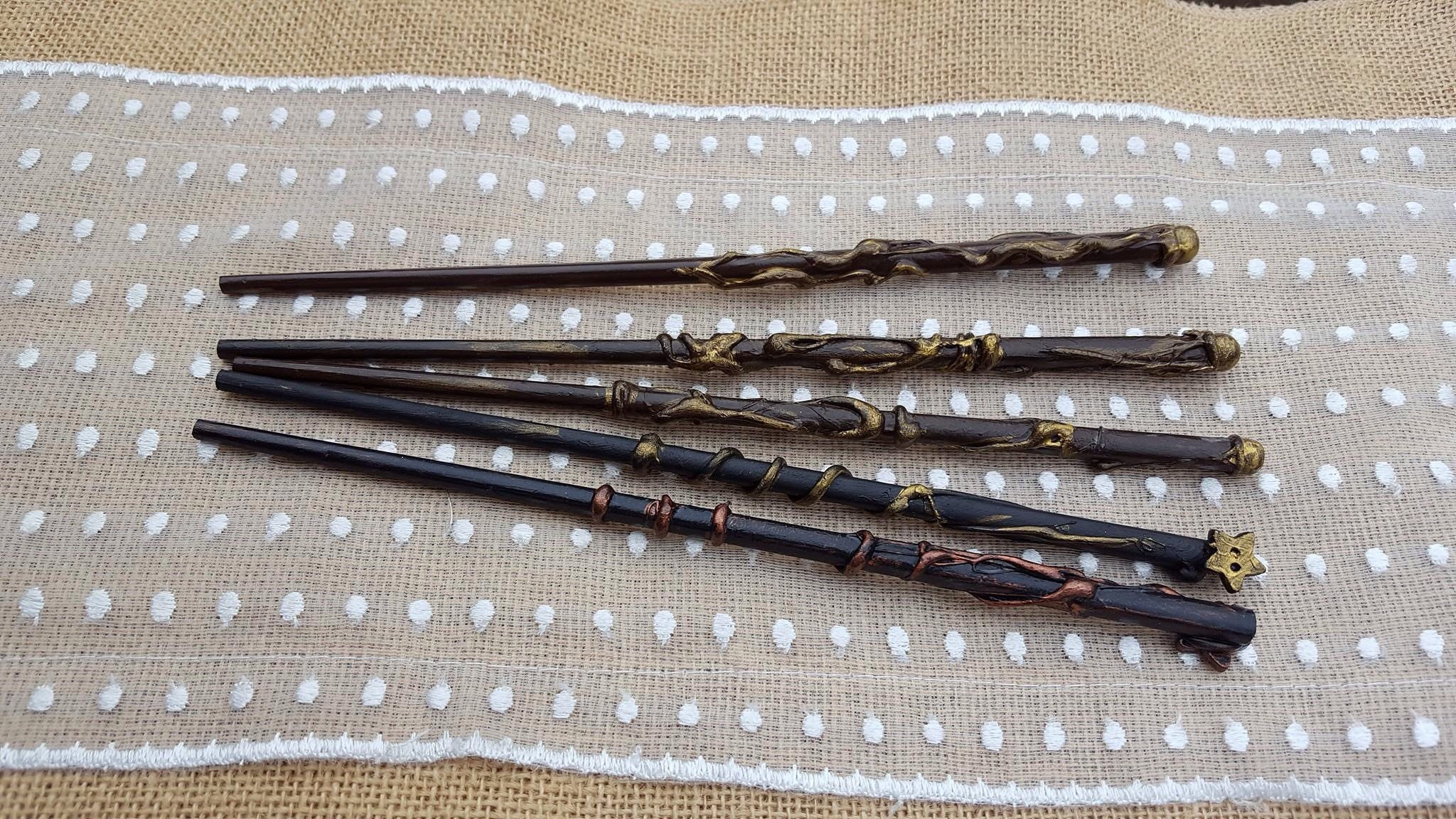 Witchcraft and wizardry wizard wands: Children's Wedding Favours - Big Ideas For Your Little Guests