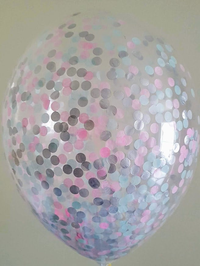 Eco-Friendly Wedding Favours Biodegradable confetti balloons