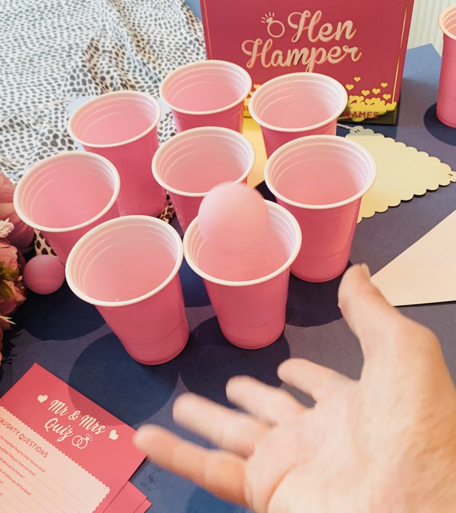 Bubbly Pong