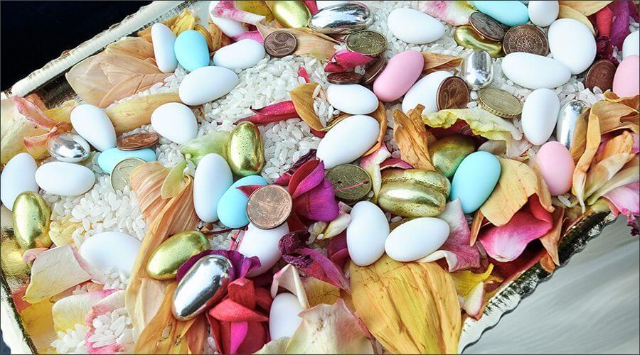 Italians Throw Edible Confetti