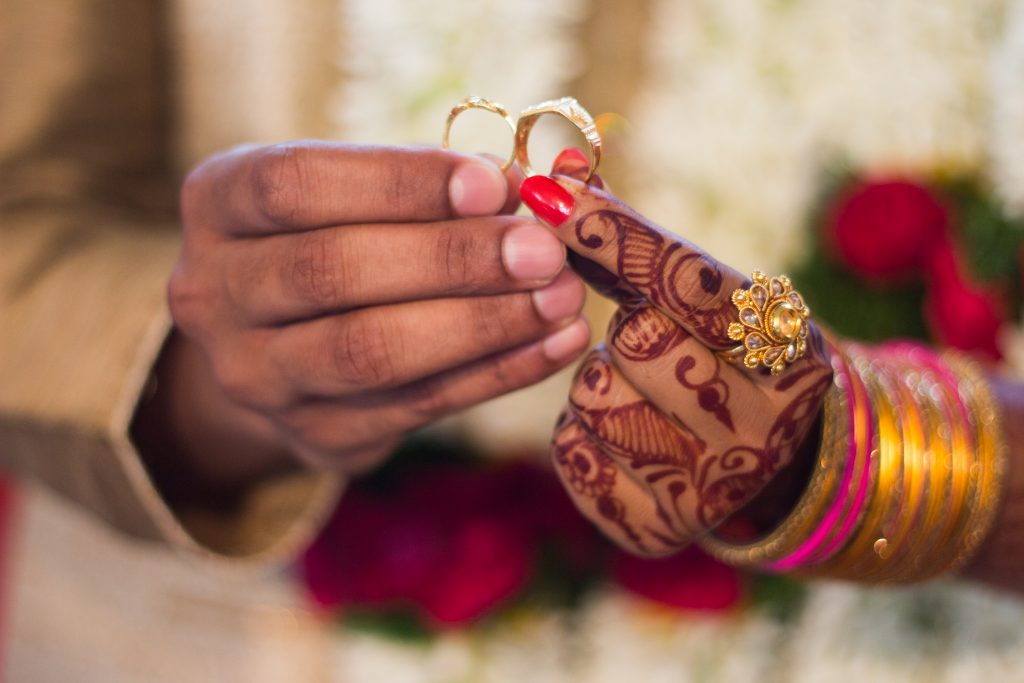 A Long-Standing Wedding Tradition In India Is Henna Tattoos